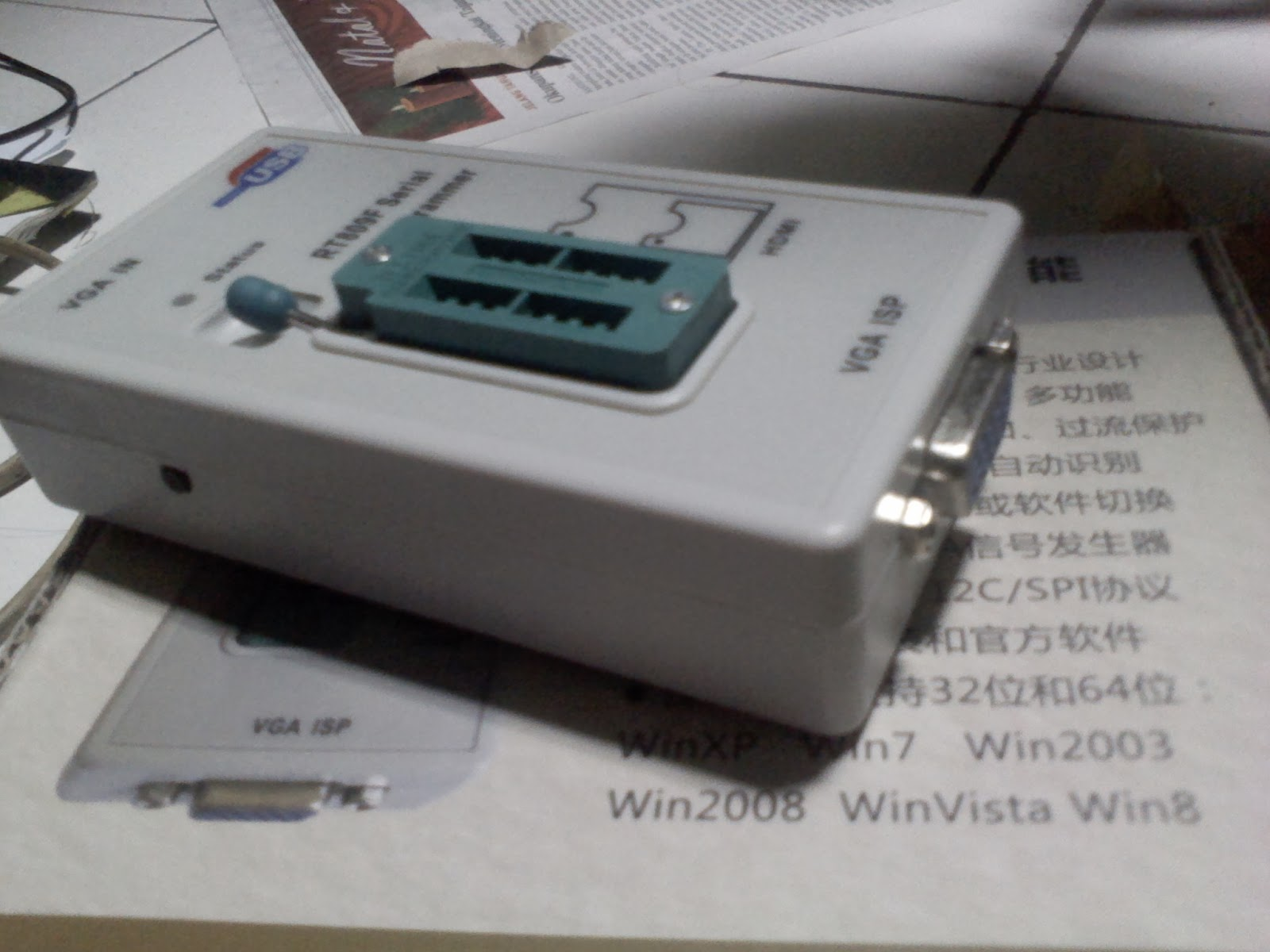 alat flash dan copy eeprom programmer