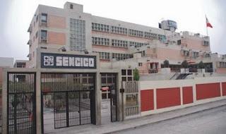 Escuela Superior Tecnológica SENCICO - San Borja