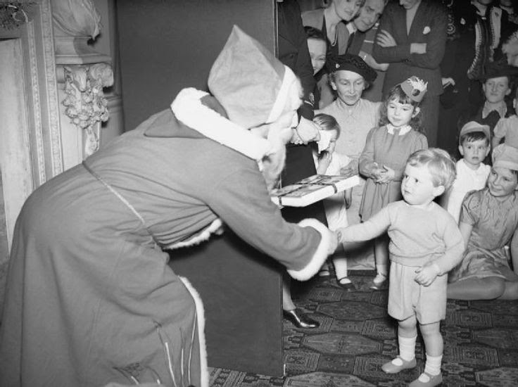 Christmas During The Second World War Vintage Everyday