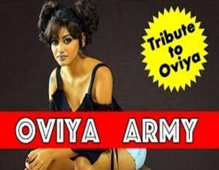 Oviya Anthem | Tribute to Oviya | Cute Moments of Oviya | Bigg Boss Tamil
