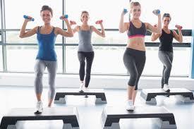 Tipos de ejercicios aerobicos