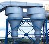 Ciclones industriais - Separadores ciclônicos