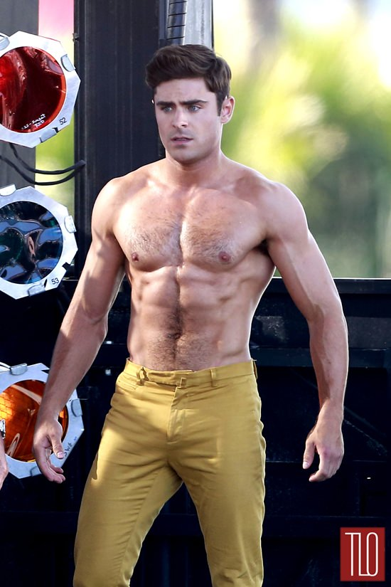 Zac Efron Hotter Than Ever In The Movie Dirty Granpa -8835