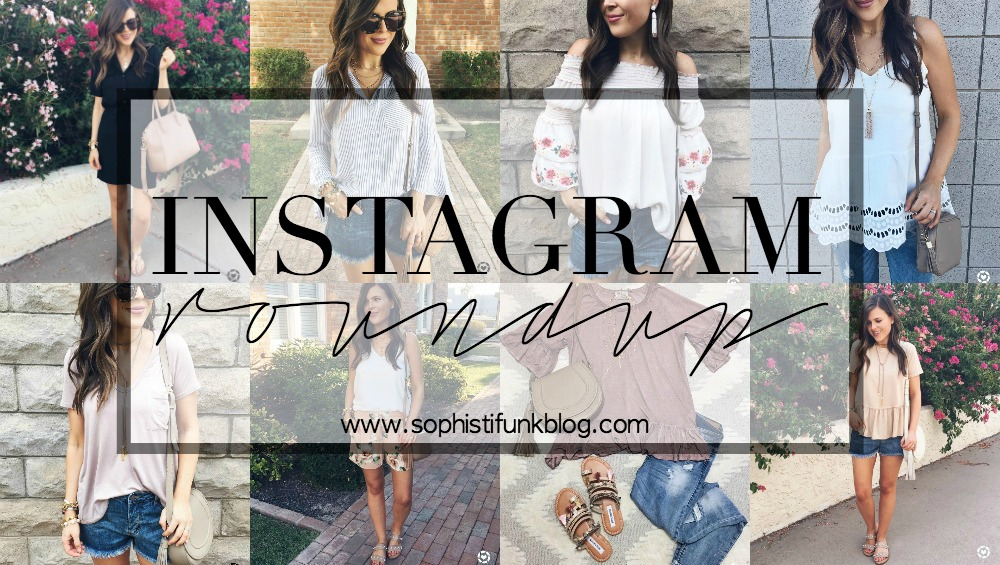Instagram Roundup + Nordstrom Anniversary Sale 2017