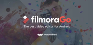 Editor video android dan pembuat film Filmorago