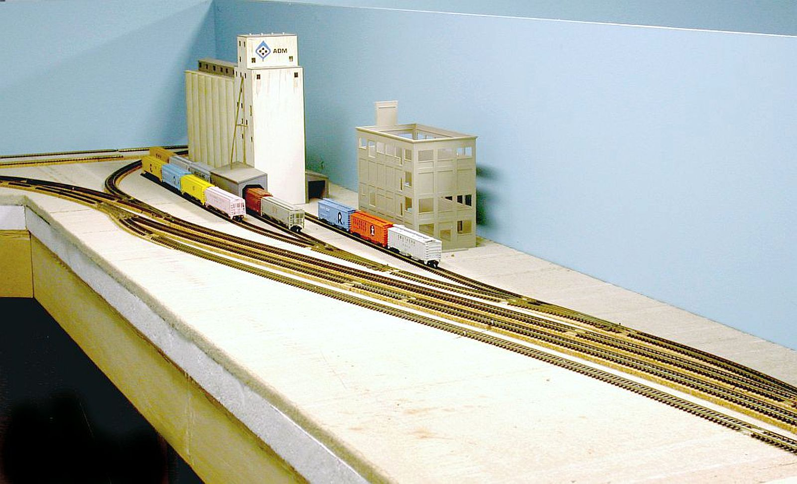 Progress on The Little Rock Line - page 1 - Layout Engineering