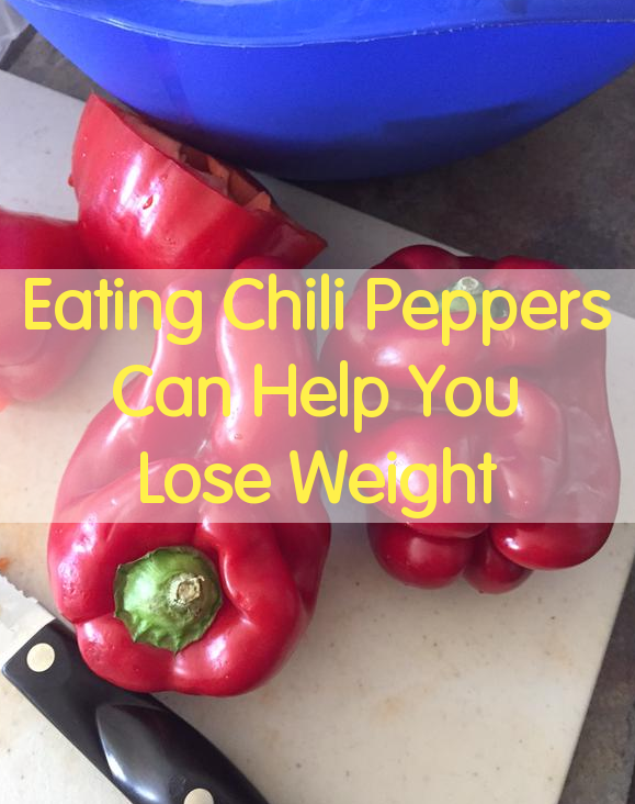 Eating Chili Peppers Can Help You Lose Weight