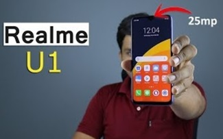 Realme U1 – Helio P70 | 25mp selfie camera | 3500mAh | Tamil Tech Opinion