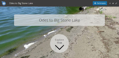Ode to Big Stone Lake Story Map