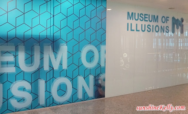 Museum of Illusions, Kuala Lumpur, ANSA Hotel KL, Optical Illusion, museum in kl, kl new attractions