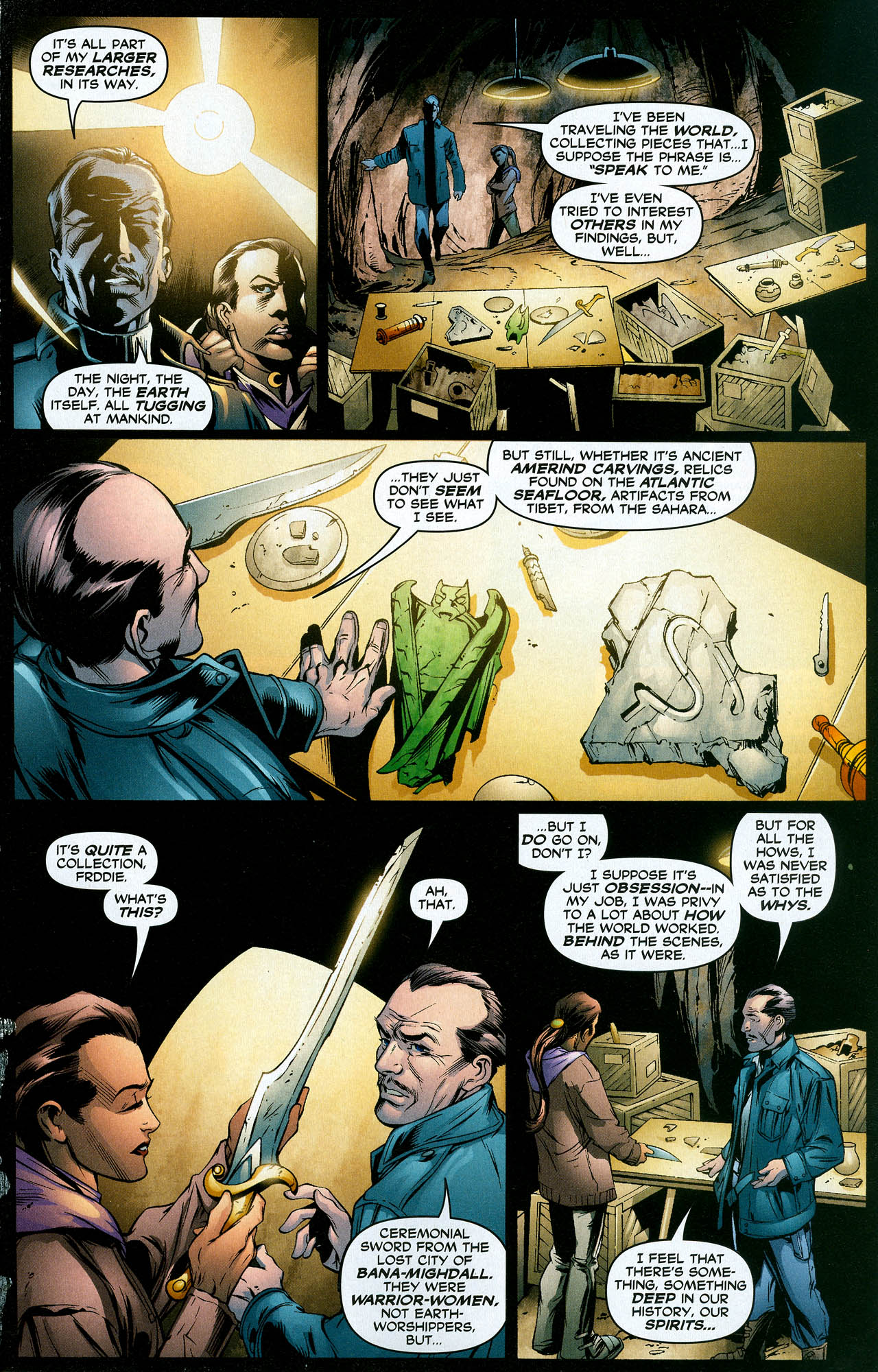 Read online Trinity (2008) comic -  Issue #19 - 9