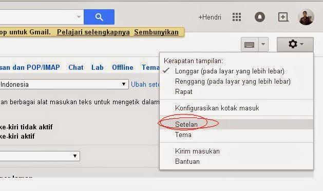 Cara Setting Email Gmail di Microsoft Outlook  helpful