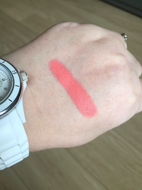 Swatch of MAC Sweet Venom