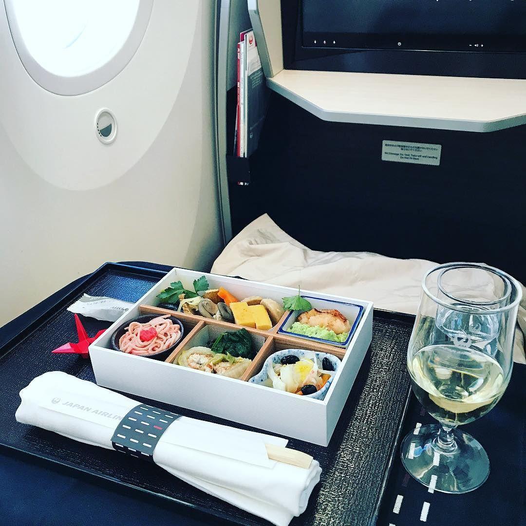 機内食:2017年10月 / 日本航空・JAL772(JL772) / オーストラリア・シドニー=東京・成田 / ビジネスクラス