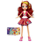 My Little Pony Equestria Girls Friendship Games School Spirit Sunset Shimmer Doll