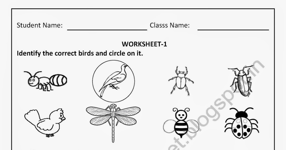 Just click it and downlaod Free Printable worksheets for ...