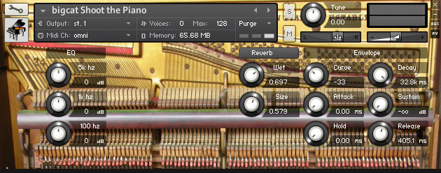bigcat Instruments: All Keyboard Instruments