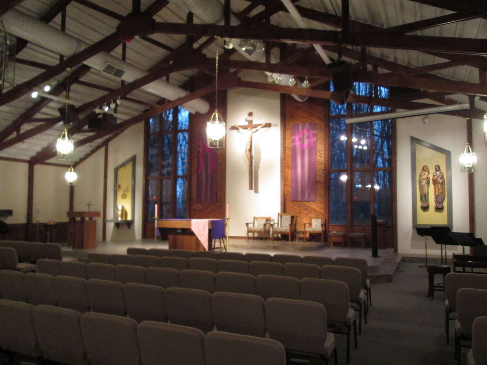 Henninger s Herald St Julie Billiart Church Sanctuary Renovation