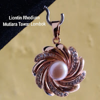 Harga Liontin Mutiara Lombok Terbaru