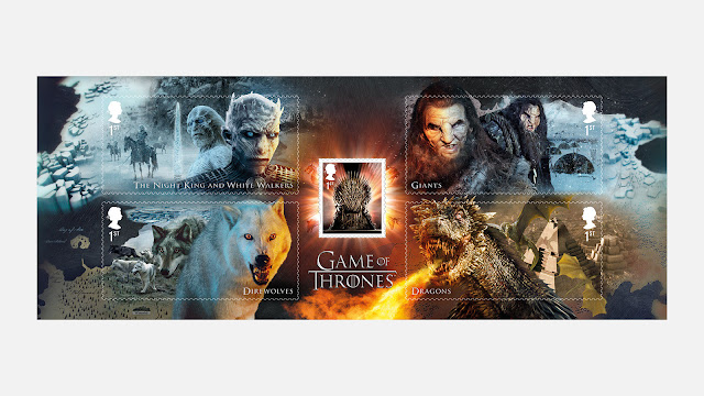 Game-of-Thrones-sellos-Studio-GBH-Royal-Mail