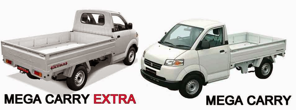 MOBIL SUZUKI PADANG: Suzuki Apv Pickup Mega Carry, Mega