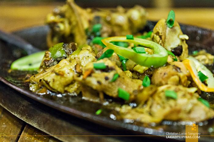 Bar Code Zamboanga Food Trip Sizzling Chicken Pianggang