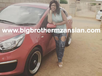 BBMzansi Winners Ace And ntombi Buy New Car