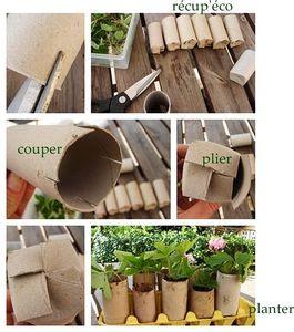 bricoles et girandoles que faire avec des rouleaux de papier recycl s. Black Bedroom Furniture Sets. Home Design Ideas