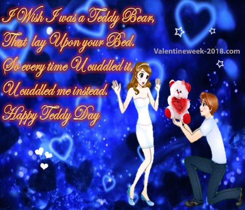 Happy Teddy Day Images 2019