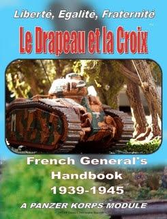 L'drapeau Et L'croix French Handbook