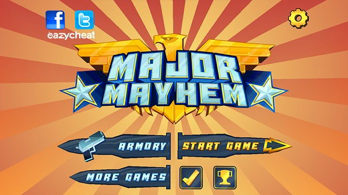 Major Mayhem Cheat