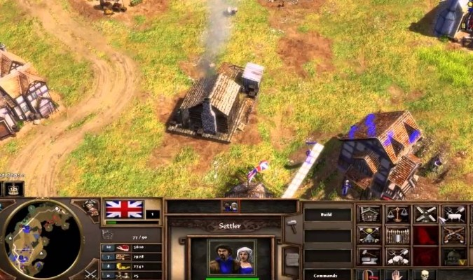 Game RTS PC - Age of Empires III