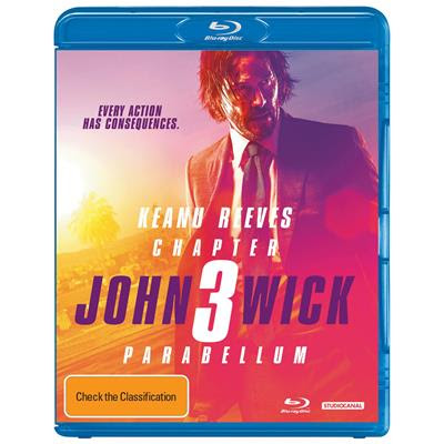 John Wick Chapter 3 2019 Eng BRRip 480p 400Mb ESub x264