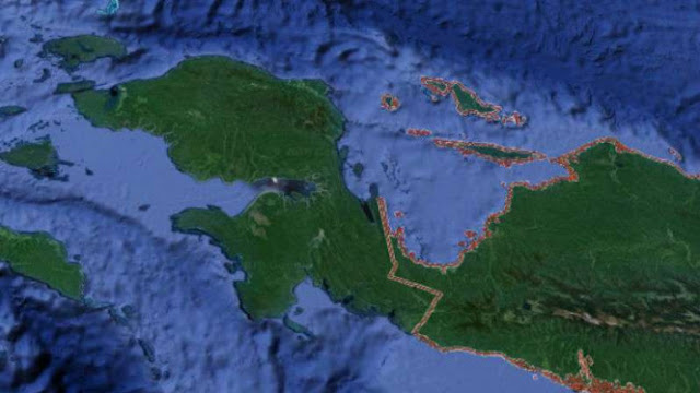TNI: Ada Pesawat Asing Mata-matai Papua