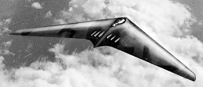 Prototipo Horten H.XVIII