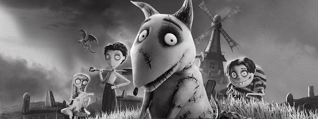 Frankenweenie Movie