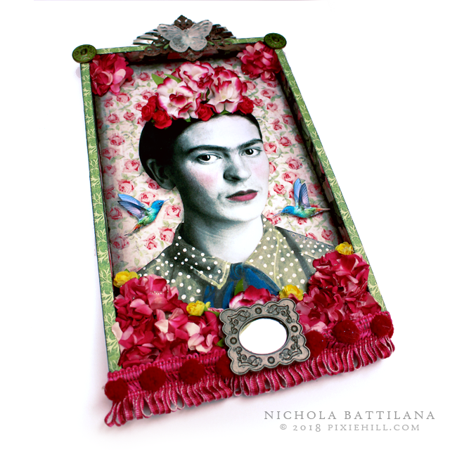 A Sudden Frida - Nichola Battilana