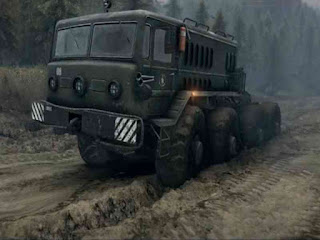 Spintires PC Game Free Download