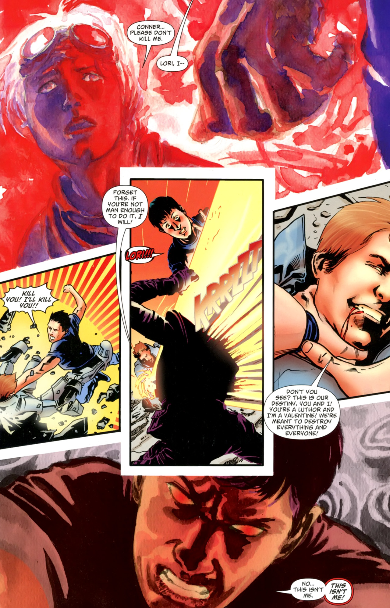 Superboy [I] Issue #7 #7 - English 20