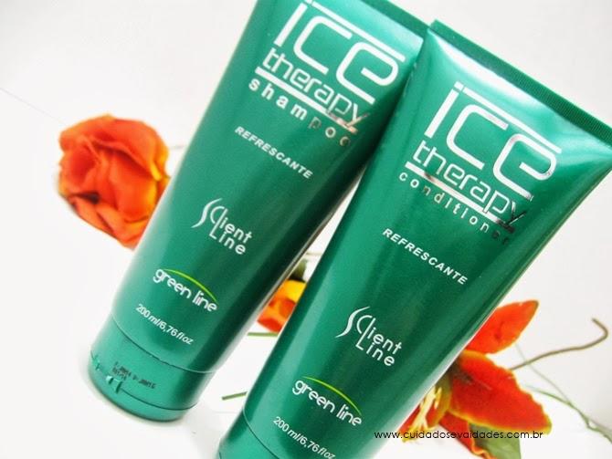 Resenha Ice Therapy Ervas Naturais