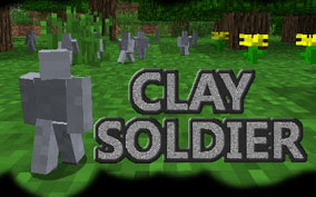 Minecraft Clay Soldiers Mod