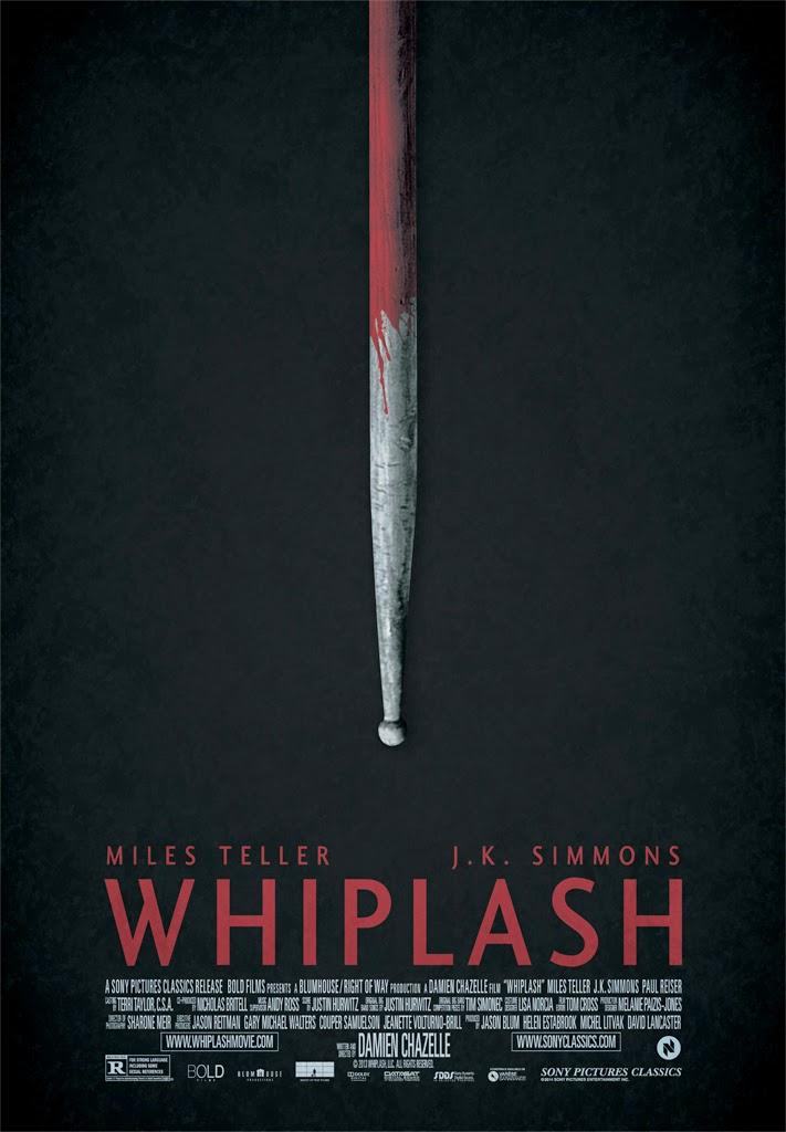 Whiplash: Películas que motivan