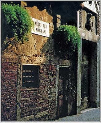 Calle dei Marrani