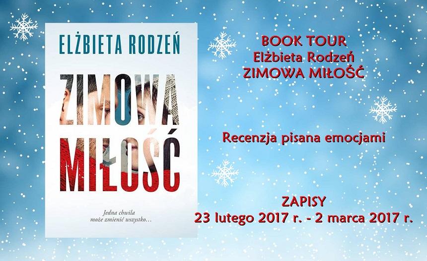 """Book Tour - """"Zimowa miłość"""""""