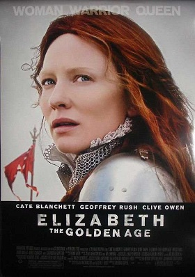 Elizabeth The Golden Age 2007 Dual Audio Hindi 900MB BluRay 720p