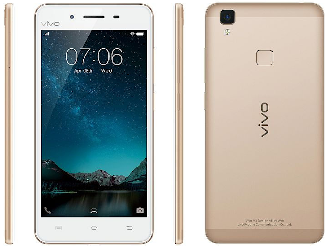 How To Officially Update Vivo V3 To Android 7.0 Nougat