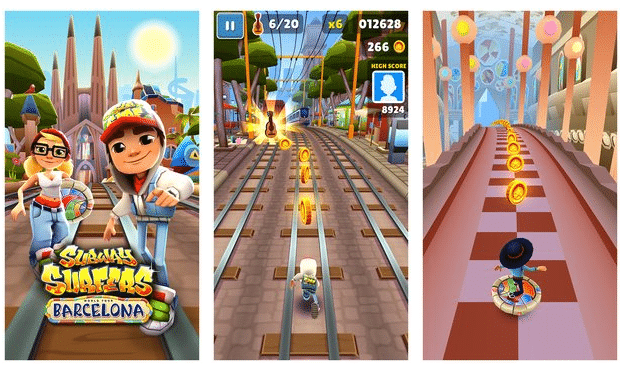 telecharger subway surfers pc  subway surf jeux  subway surfers gratuit