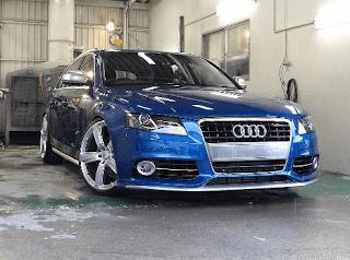 Mulai sejak kehadirannya pada 2008 Audi A4 jadi sorotan lantaran desainnya yang demikian menggoda