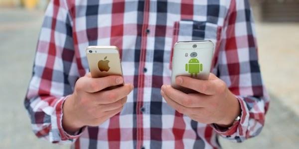 Características de Android que el iPhone aún no tiene