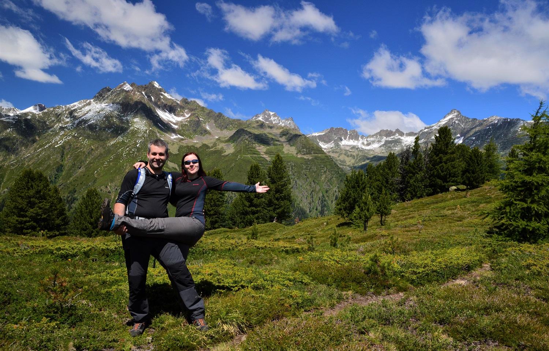 Wakacje Tyrol Alpy